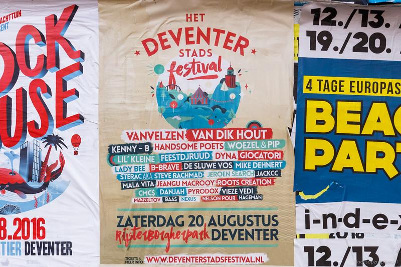 Het Deventer Stadsfestival