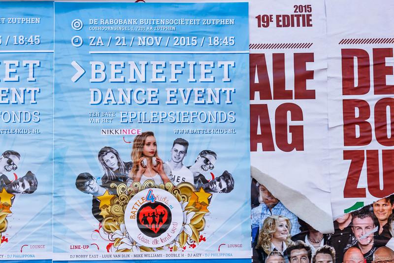 Benefiet Dance Event