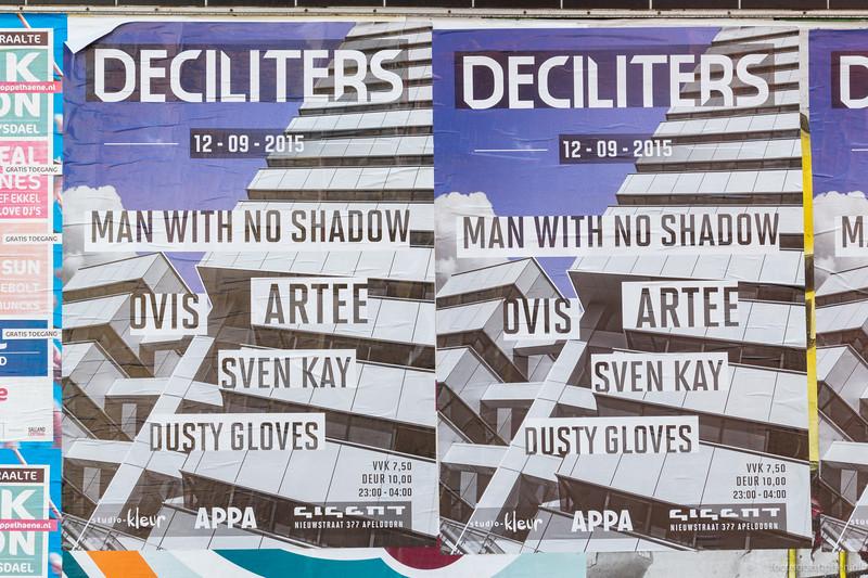 Deciliters