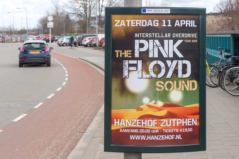 Pink Floyd Sound, Instellar Overdrive
