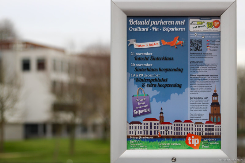 Welkom in Zutphen