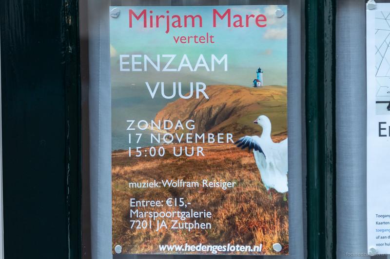 Mirjam Mare - Eenzaam vuur