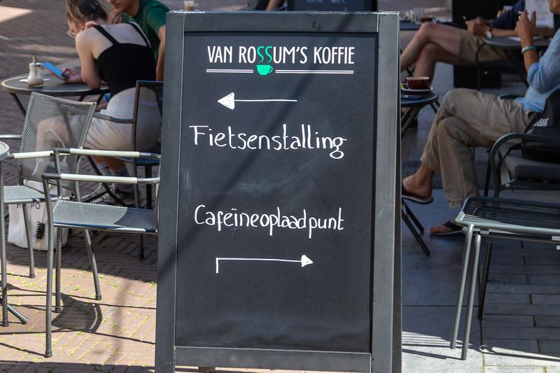 Cafeïneoplaadpunt