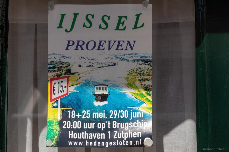 IJssel proeven