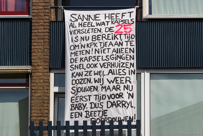 Sanne...