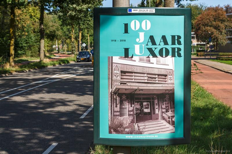 100 jaar Luxor