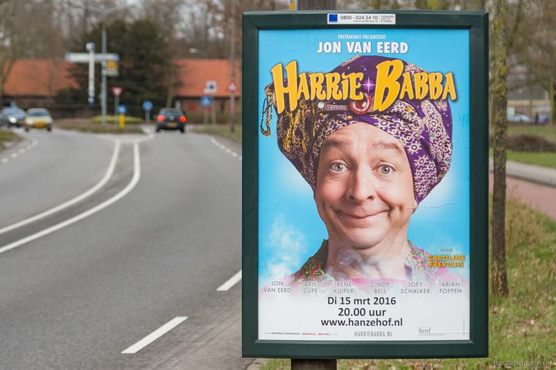 Jon van Eeerd, Harrie Babba