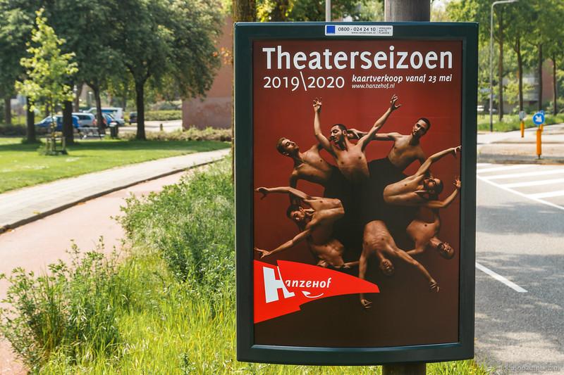 Theaterseizoen Hanzehof 2019/2020
