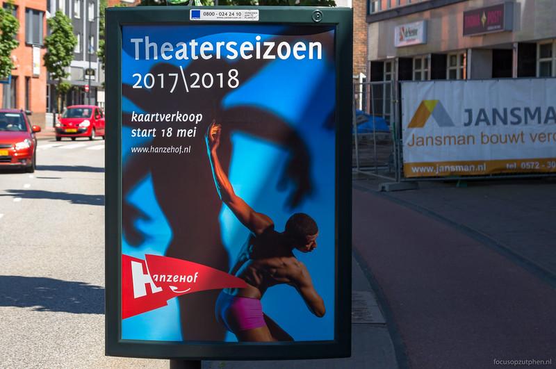 Hanzehof theaterseizoen 2017/2018