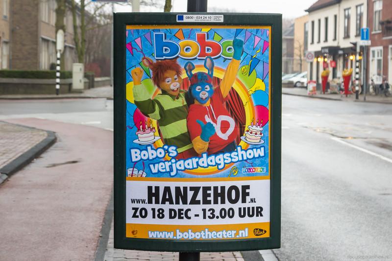 Bobo's verjaardagsshow