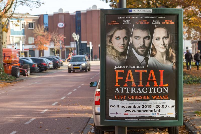 James Dearden's Fatal Attraction