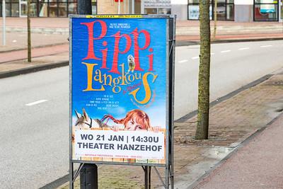 Pipi Langkous, De Musical