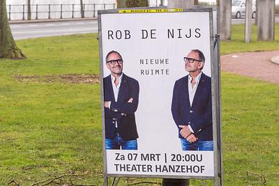 Rob de Nijs, De Nieuwe Ruimte