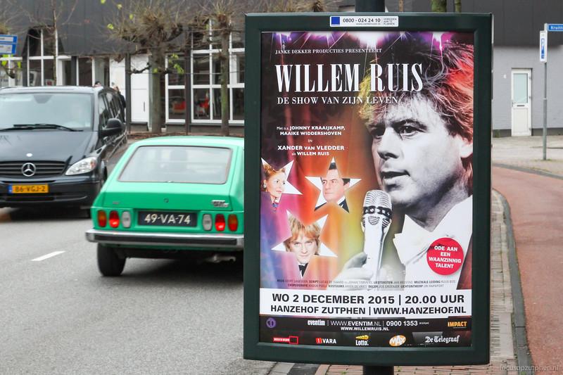 Willem Ruis, De show van zijn leven