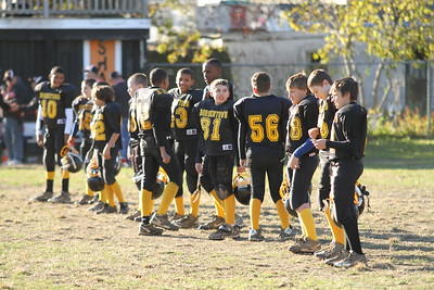 Bordentown Bulldogs vs Maple Shade 11-5-11