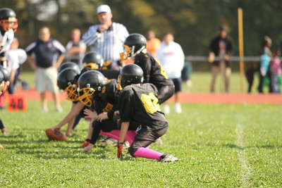 Bordentown Bulldogs vs Pine Hill 10-23-11