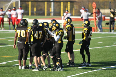 Bordentown JV vs Willingboro 11-1-10