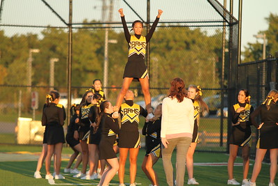 Bordentown Varsity vs Delran 9-21-12