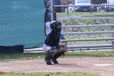 Bordentown Little League Black vs Gold 11-7-09