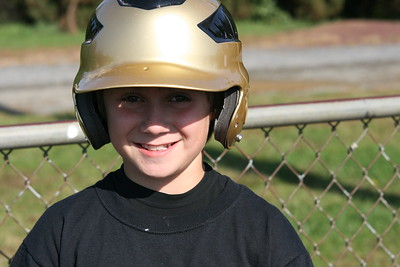 Bordentown Little League vs Millstone 10-5-09