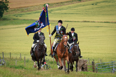 Flodden Ride Out, 2016. Safe Out
