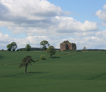 Cessford Castle.