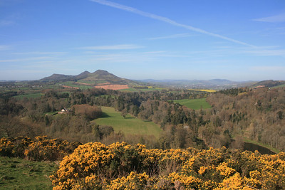 Scott's View, Scottish Borders.