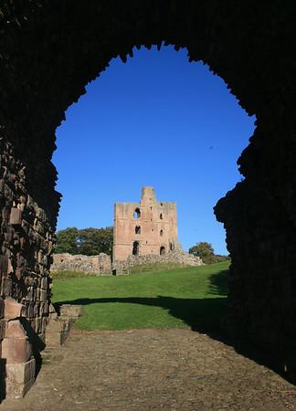 Norham Castle.