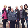 WELCA/Ammparo Border Immersion trip, February 1-5 2020, El Paso, Texas | <br /> <br /> <br /> Laurie Tanner, Jen Deleon, Dinah Halopka, Mary Meierotto, Mary Campbell and Lisa Plorin stand at the Murchison Park overlook.