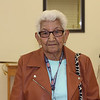 "WELCA/Ammparo Border Immersion trip, February 1-5 2020, El Paso, Texas | <br /> <br /> <br /> Socorro Parra (Sookie) is 100 years old. When asked if she would like to pose for a photo, she replied, ""Here, take my cane--I don't want to look old."""