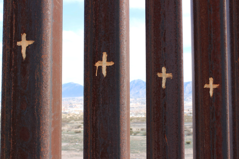 WELCA/Ammparo Border Immersion trip, February 1-5 2020, El Paso, Texas |