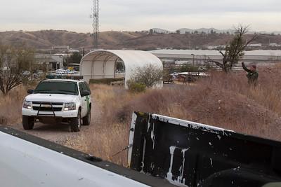Border Patrol Ride Along ©Bob Torrez