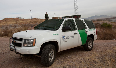 Border Patrol Ride Along