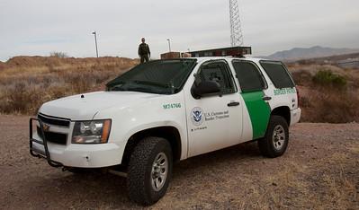 Border Patrol Ride Along