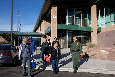 Border Patrol Ride Along. ©Bob Torrez