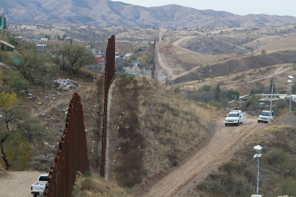 Border Patrol Ride Along ©Bob Torrez