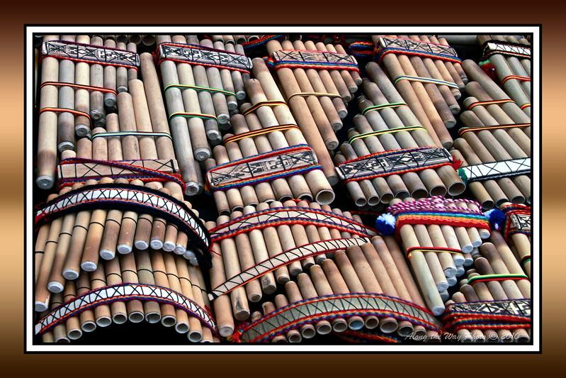 Pisac Flutes 3985
