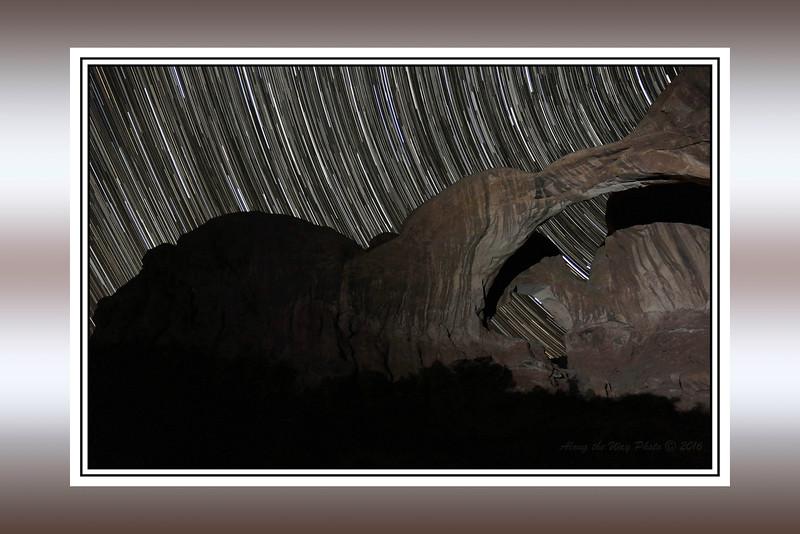 Dbl Arch Star Trail-3B