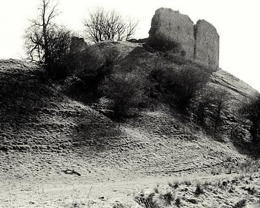 Mitford, Northumberland UK, Spring 1988