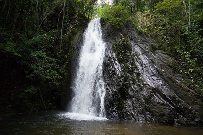 Enseluai Waterfall