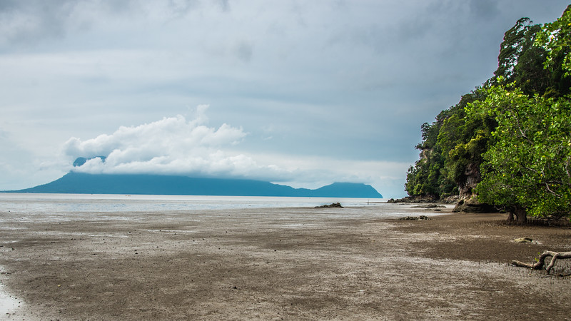 Beach at Bako National Park
