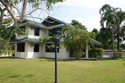 Around the house in Bandar Seri Begawan
