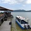 our lodge on Kinabatangan River