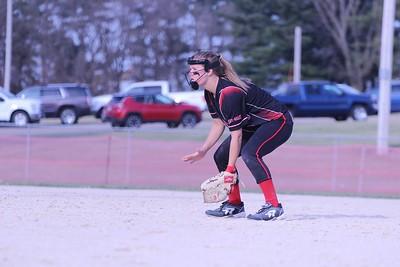 Boscobel @ Iowa-Grant Softball 4-26-18