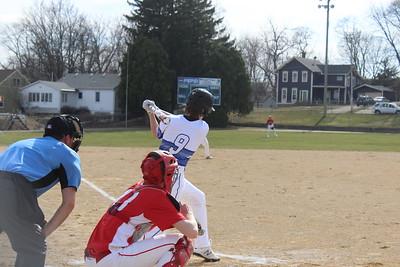 Boscobel @ Mineral Point Baseball 4-23-18