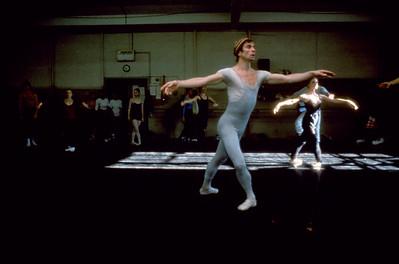 SWITZERLAND. Zurich. 1981.  NUREYEV' Russian born dancer and choreographer Rudolf NUREYEV.