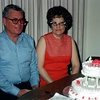 Anniversary 30 for mom and dad.