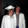 Sherrie's graduation.
