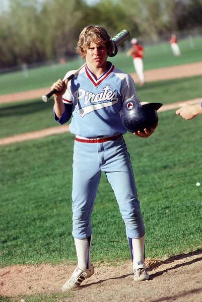 Englewood Pirate baseball player David.