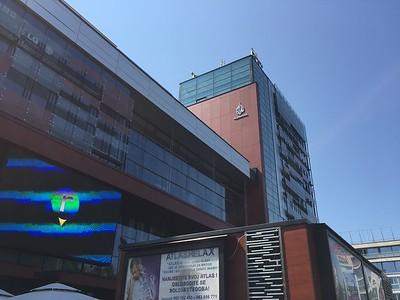 Al Jazeera Balkans headquarters in Sarajevo